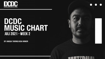 DCDC Music Chart - #2nd Week of July 2021