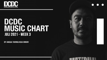DCDC Music Chart - #3rd Week of July 2021
