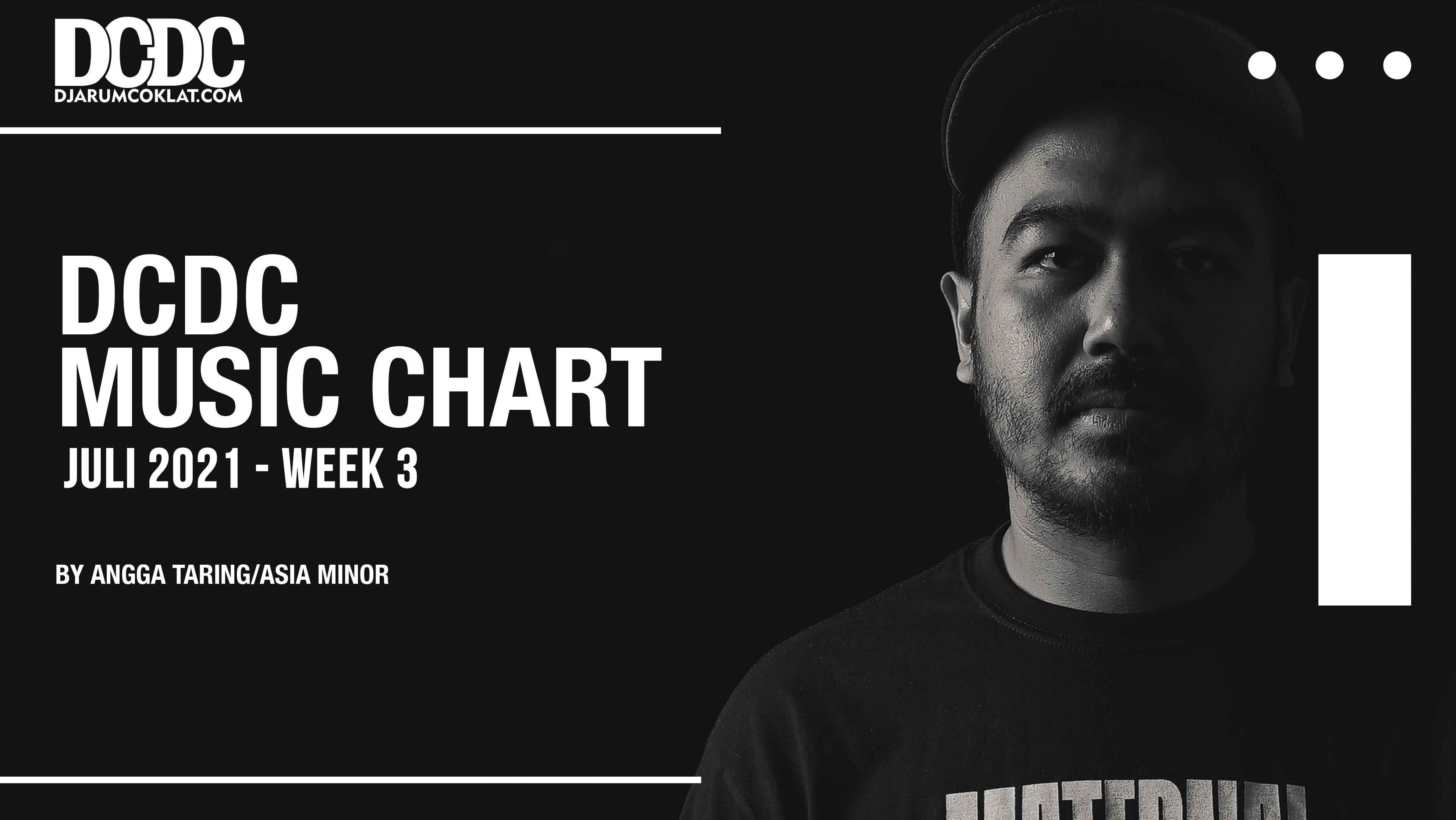 DCDC Music Chart - #4th Week of July 2021