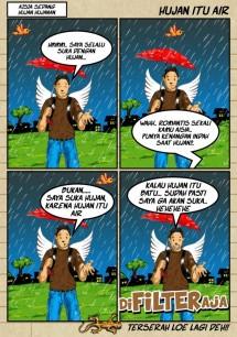 Hujan Itu Air