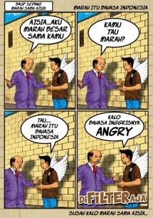 Marah Itu Bahasa Indonesia