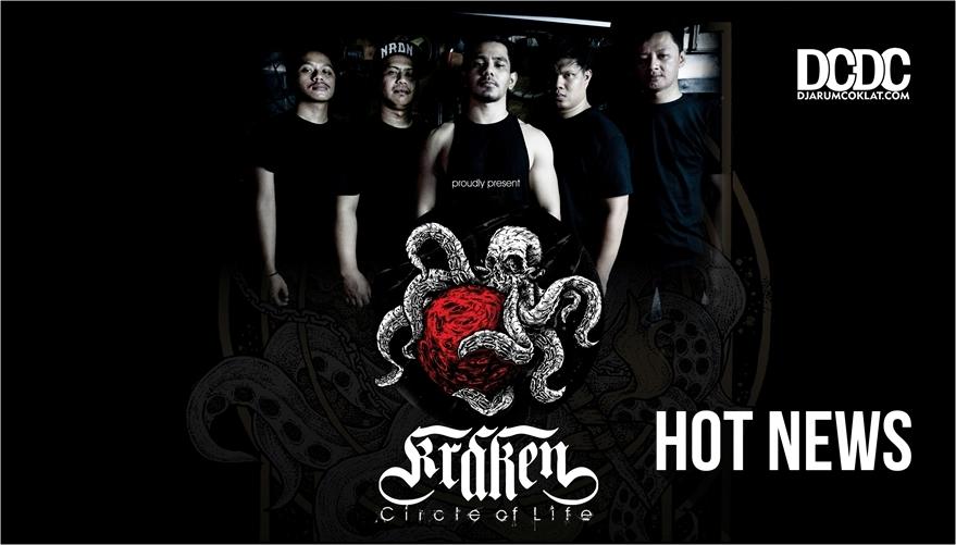 Sambut Unit Metal Berbahaya Asal Bogor, Kraken!