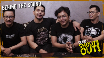 BEHIND THE SOUND : KRAKEN
