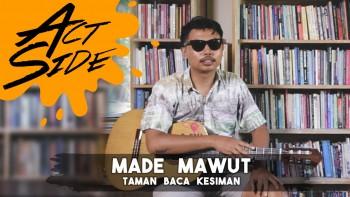 Made Mawut (Taman Baca Kesiman)