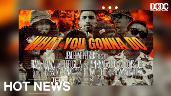 "Para Rapper Tukar Rima dalam Track ""What You Gonna Do? (Main Kotor)"""