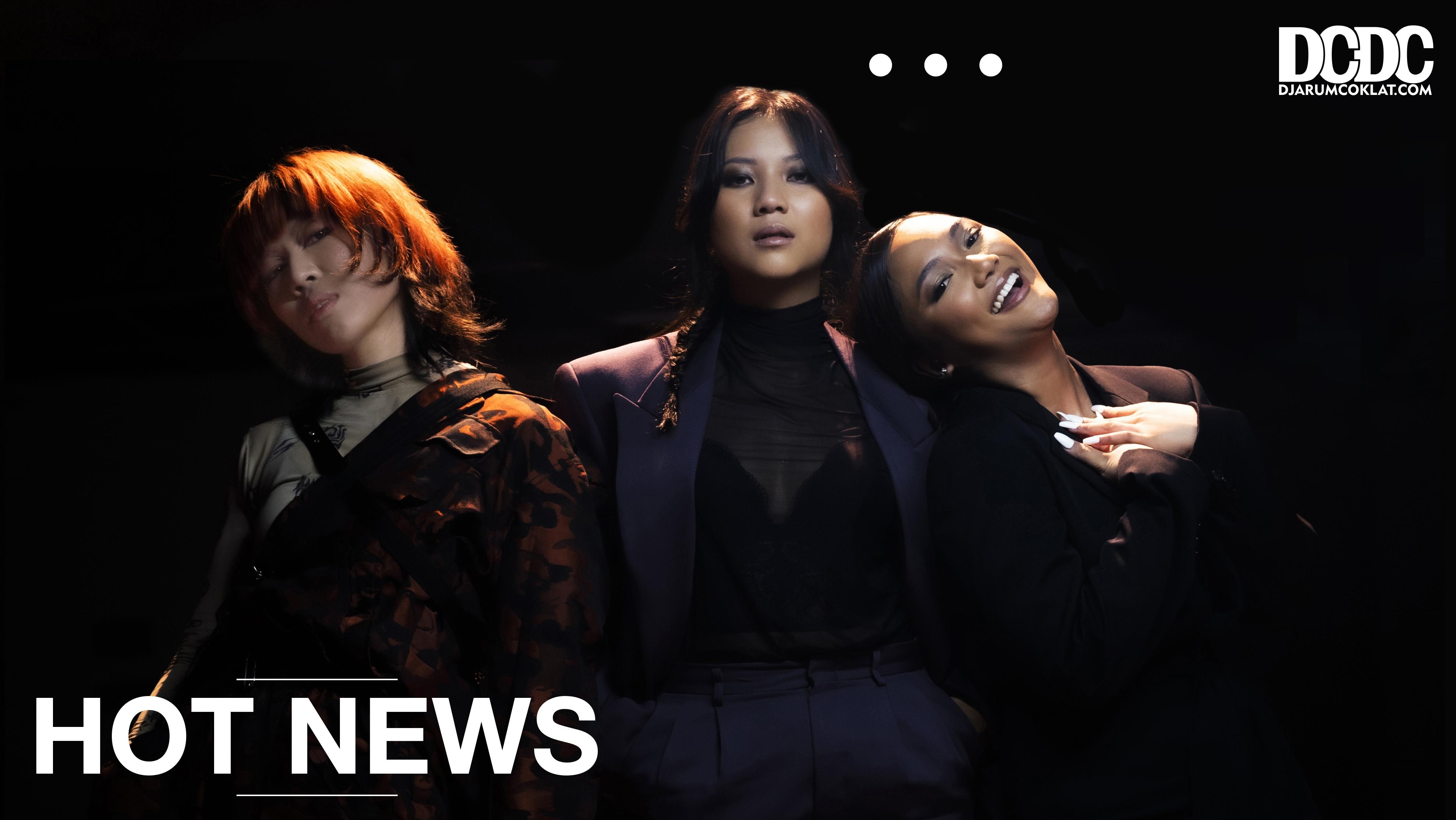 Marion Jola, Danilla dan Ramengvrl Berkolaborasi Suarakan 'Women Empowerment'
