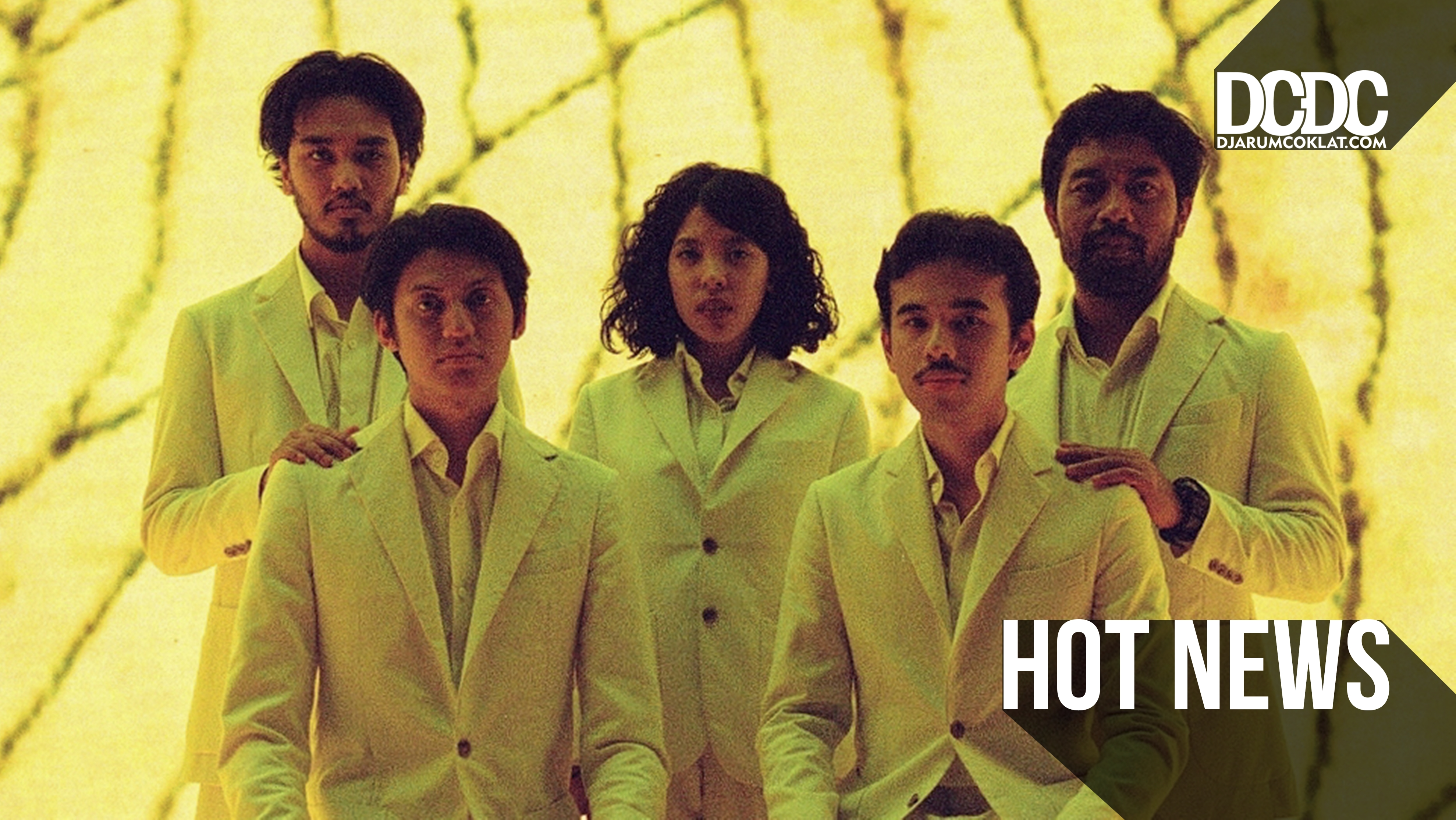 "Menjembatani Album Keduanya, Matter Halo Rilis Single ""Runway Lights"""
