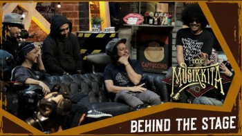 BEHIND THE STAGE : STEVEN COCONUT TREEZ x TITIK IMAGI