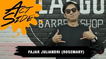 ACT SIDE: FAJAR ROSEMARY x GLASGOW BARBER SHOP