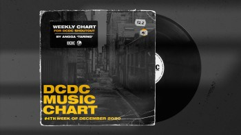 DCDC Music Chart - #4th Week of December 2020