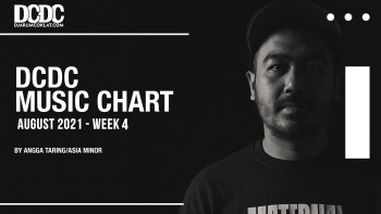 DCDC Music Chart - 4th Week of August 2021