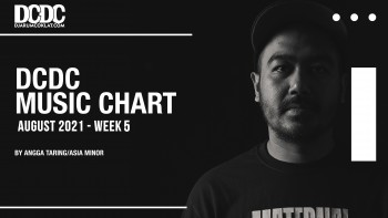 DCDC Music Chart - #5th Week of August 2021