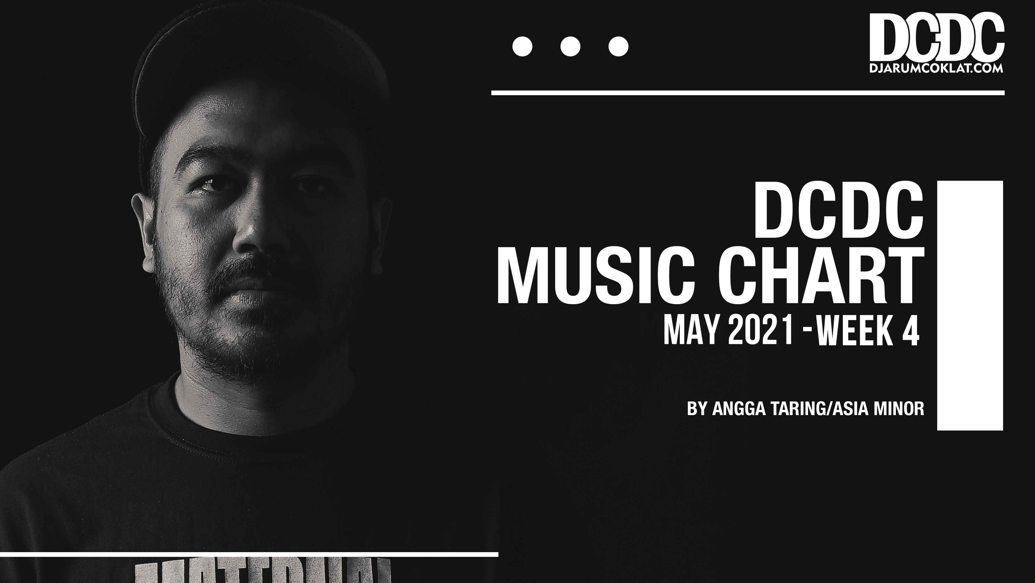DCDC Music Chart - #4th Week of May 2021