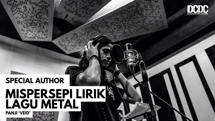 Mispersepi Lirik Lagu Metal