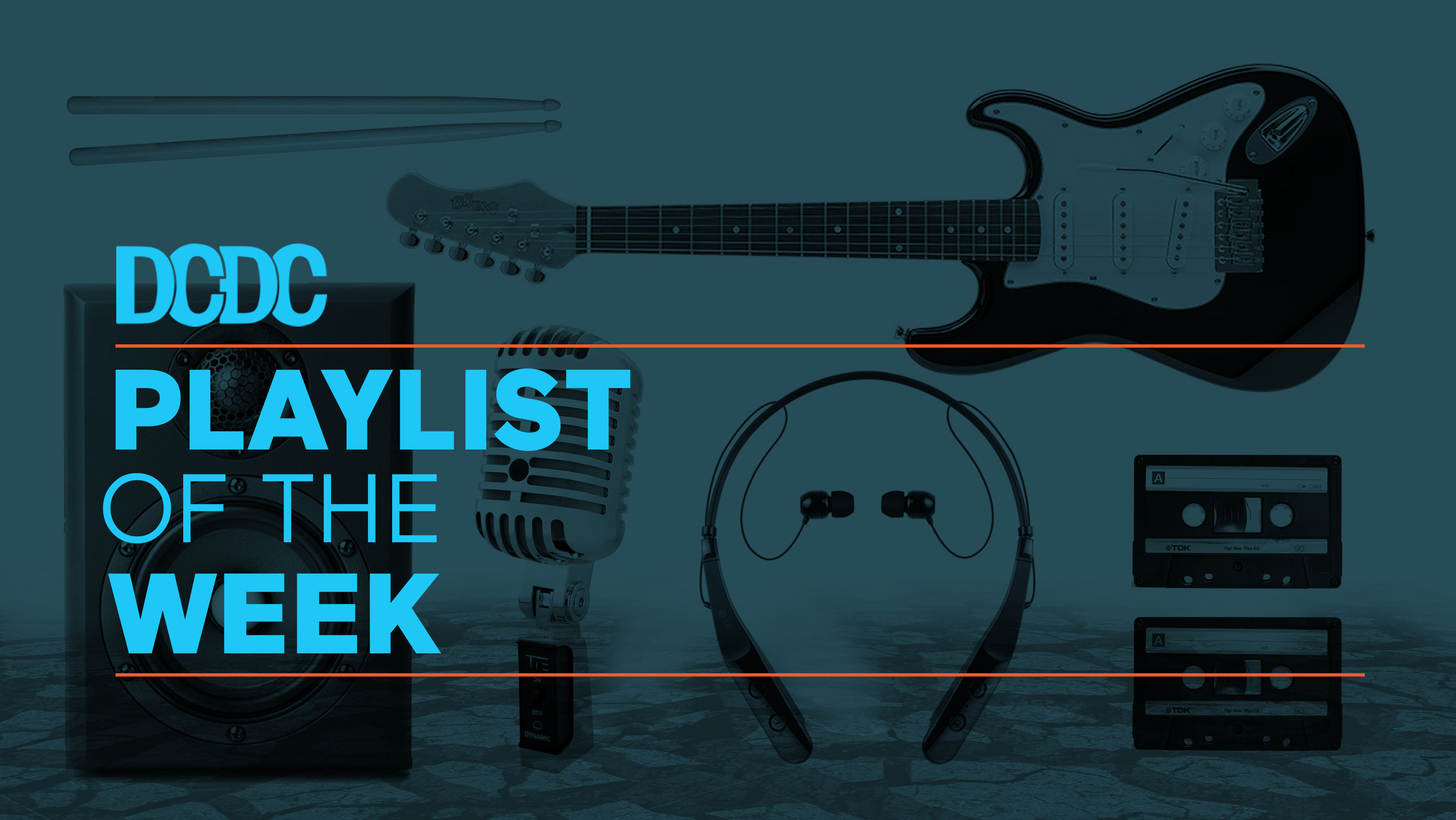 Playlist Of The Week (03 - 07 Februari 2020)