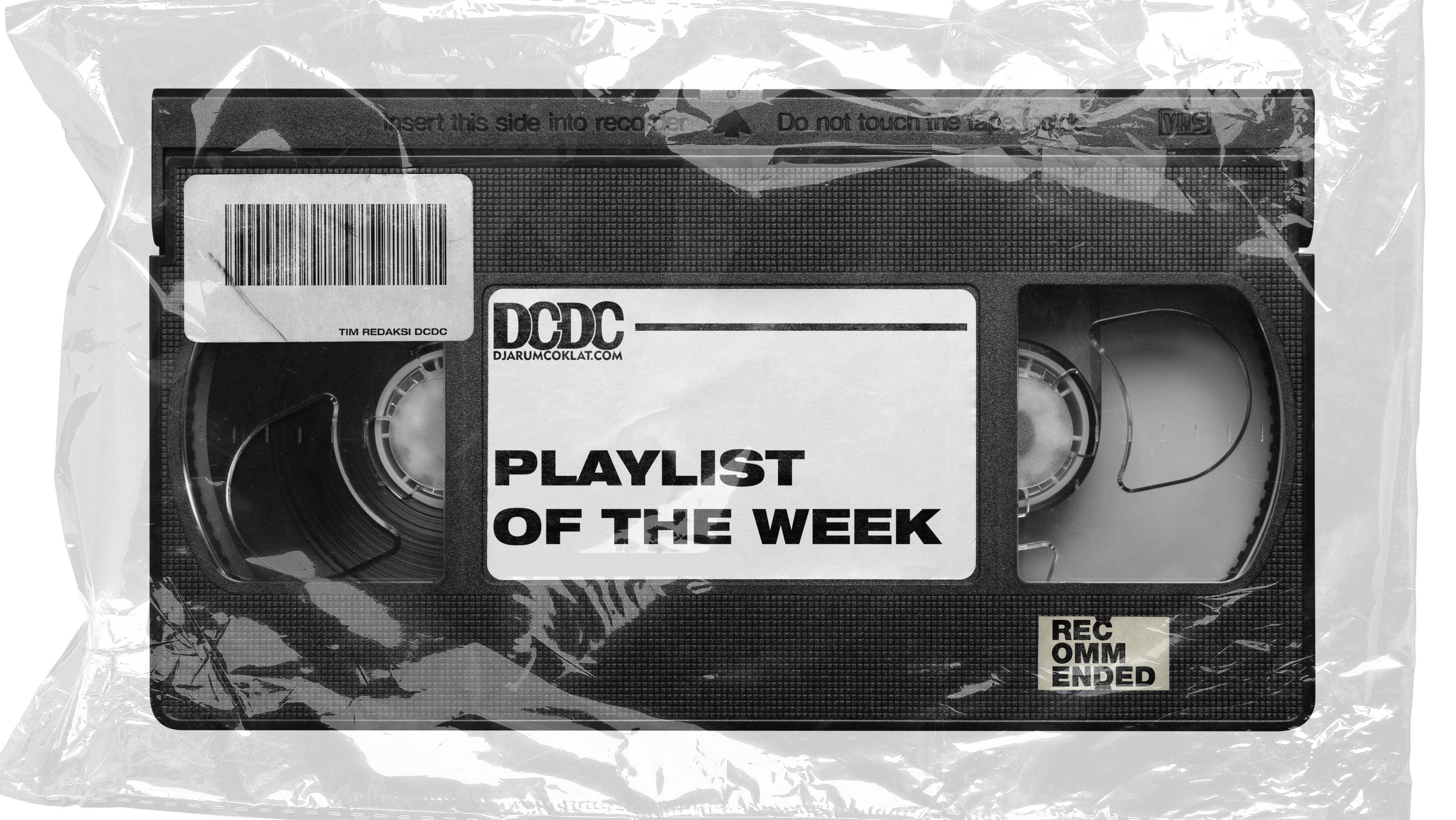 Playlist Of The Week (09 - 13 November 2020)