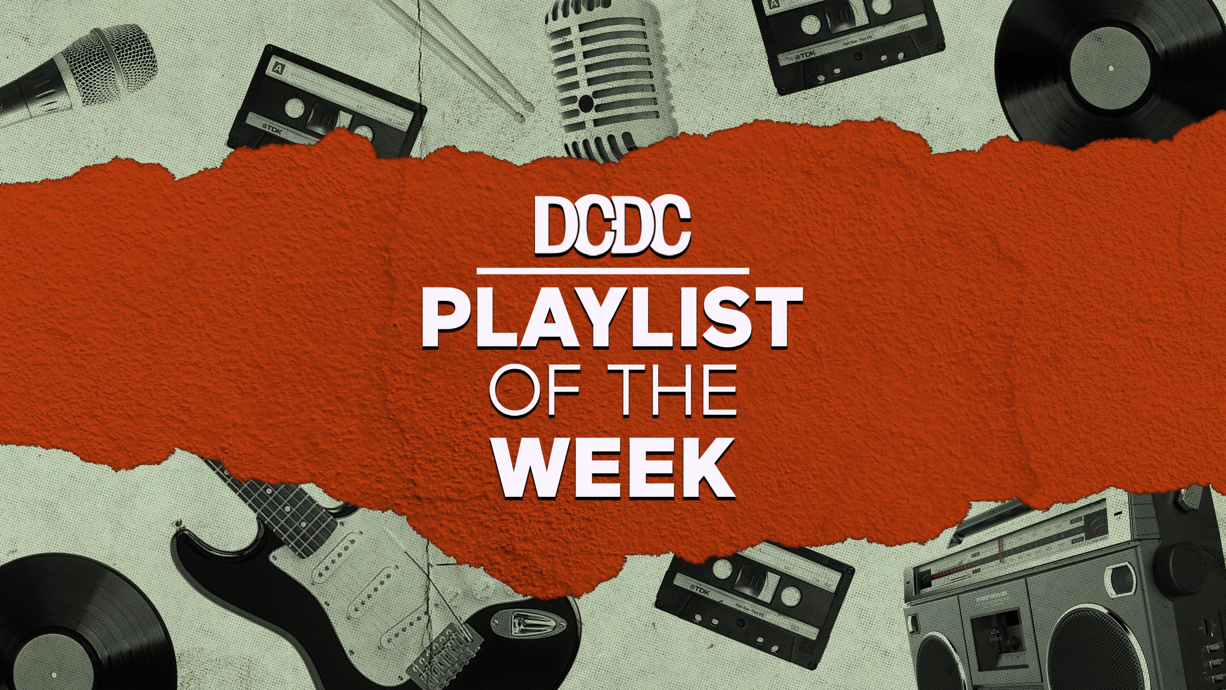 Playlist Of The Week (08 - 12 Juni 2020)
