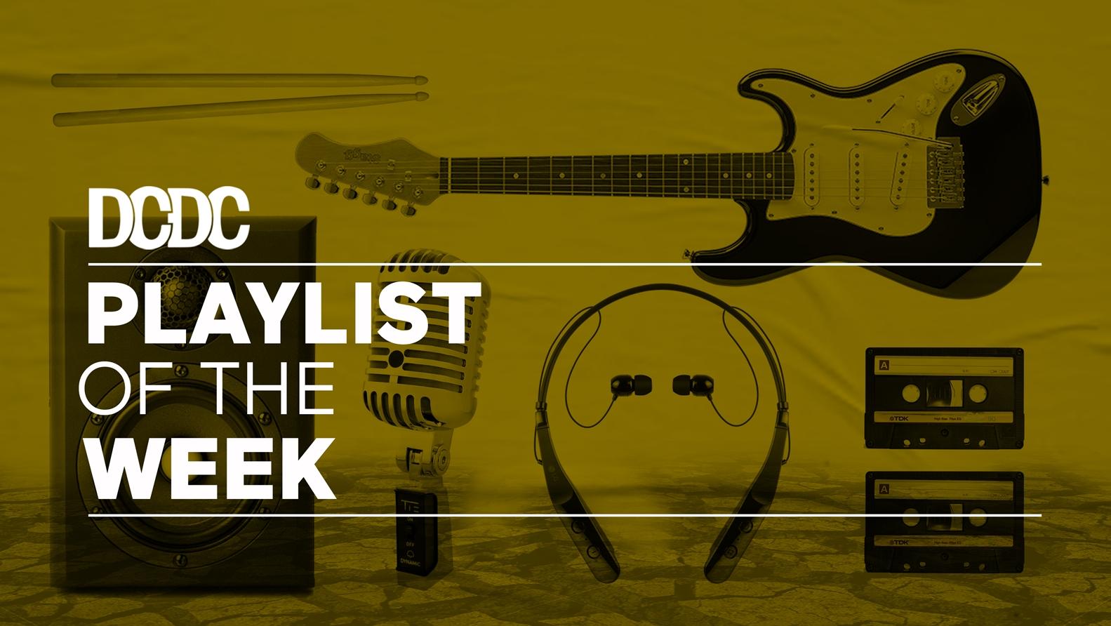 Playlist Of The Week ( 08 - 12 Juli 2019 )