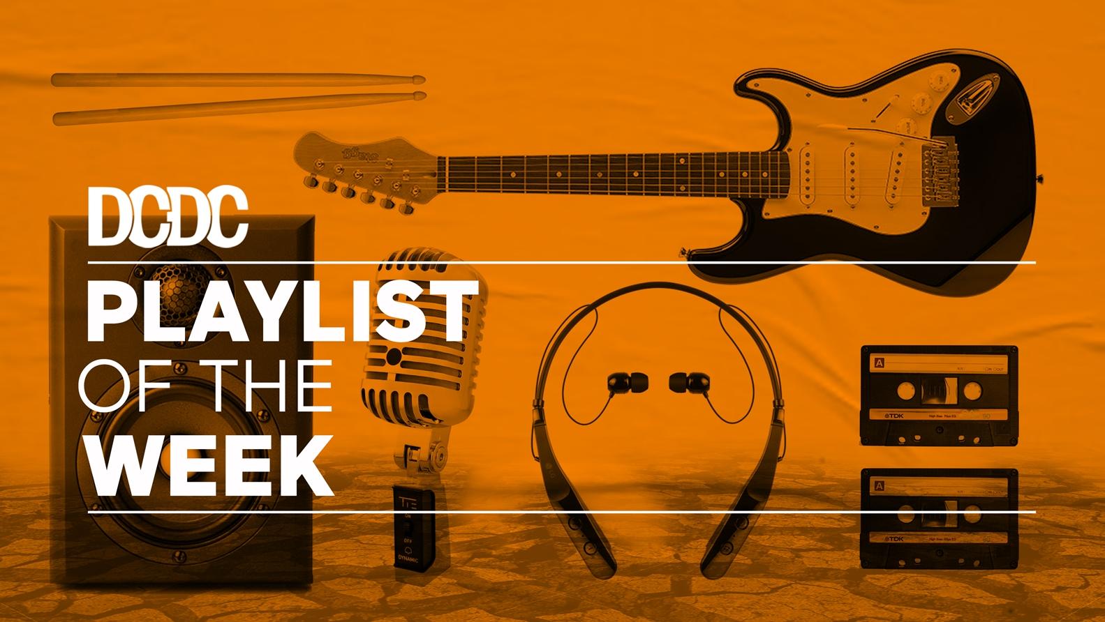 Playlist Of The Week (11 - 15 November 2019)