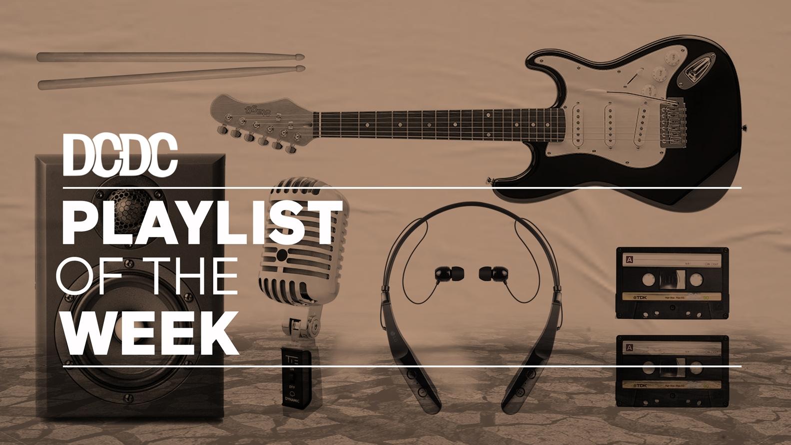 Playlist Of The Week (16 - 20 September 2019)