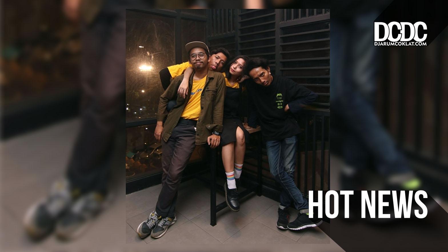 'Sementara Waktu', EP yang Mengemas Alunan Sederhana Grup Musik Ramah Tamah