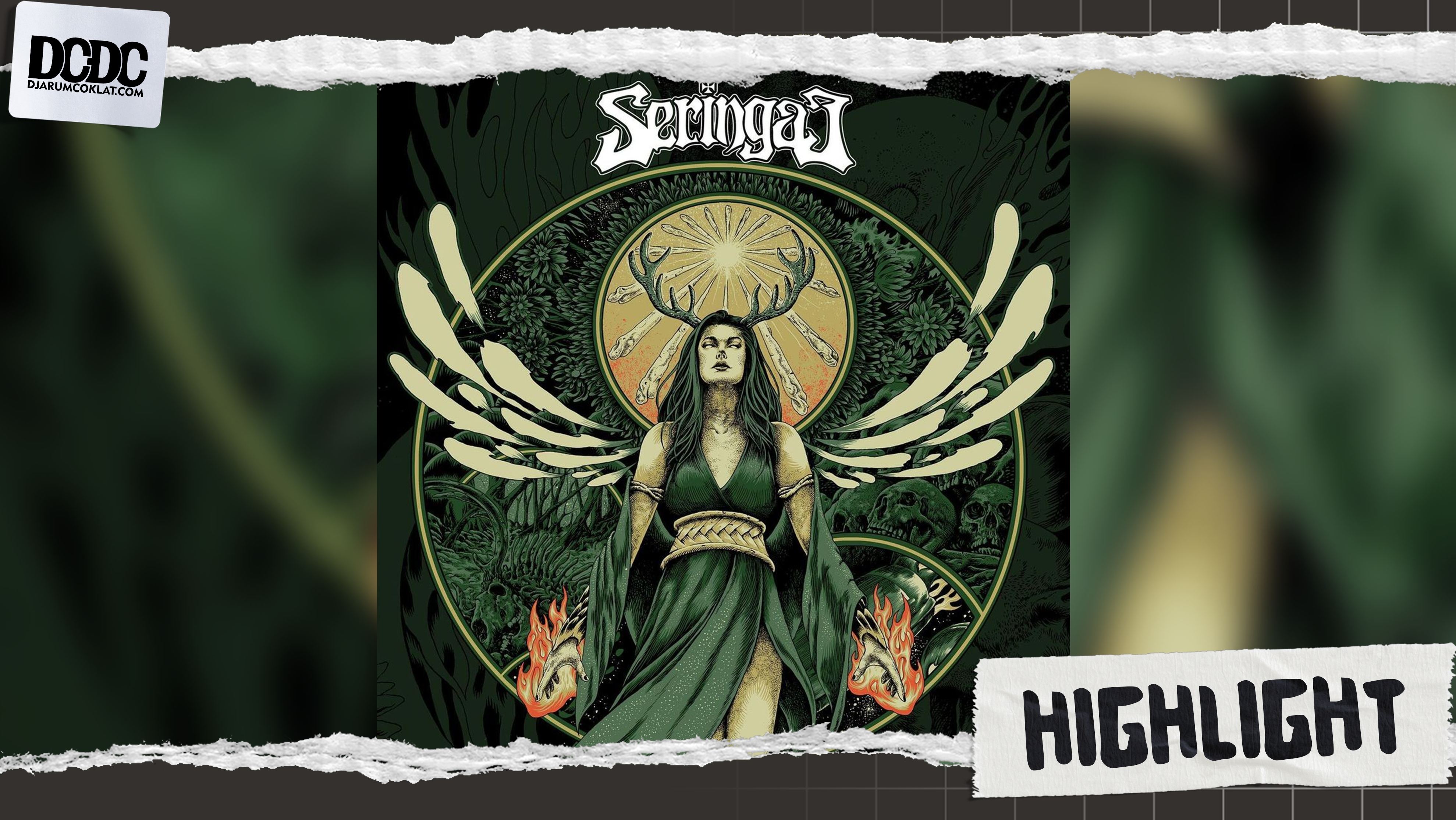 "Video Music Review : Seringai – ""Ishtarkul"""