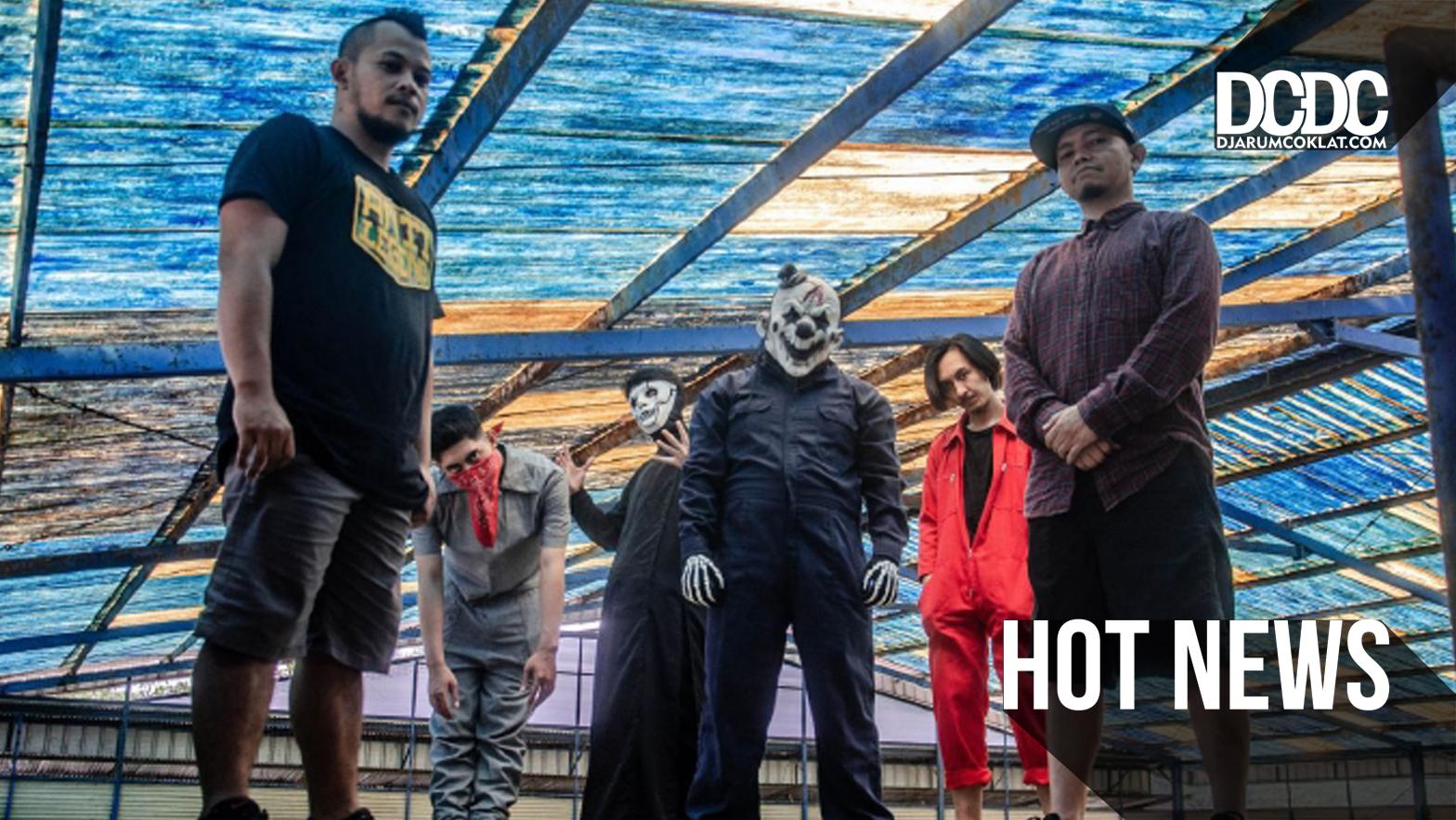 Masih Keras Kepala Dengan Rap-Metal, Shockproof Lahirkan Album 'Here Comes Trouble'
