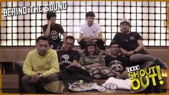 BEHIND THE SOUND : GOTAS DE SUDOR