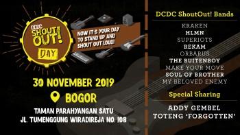 Bogor Siap Jadi Tuan Rumah untuk DCDC ShoutOut! Day