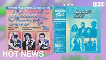 'Sounds Cute Might Delete Later' Vol 1 & Vol 2 : Hiburan Sejenak Dari Sun Eater