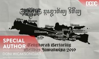 21 Tahun Api dari Timur Tengkorak Bertaring Melibas Jawadwipa