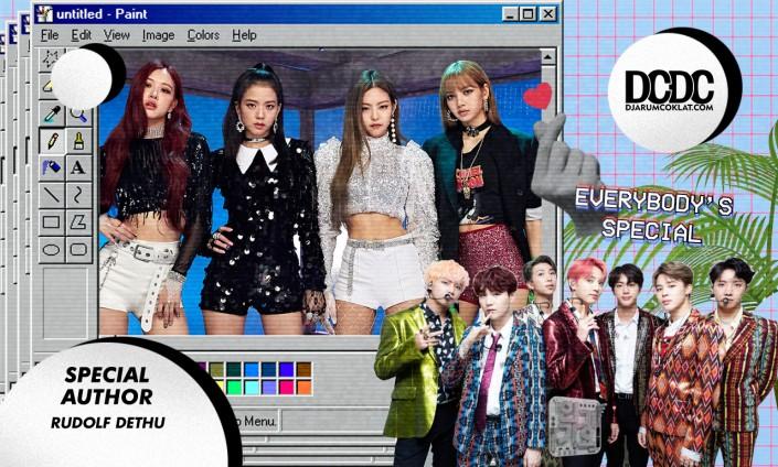 Menyikapi Tren K-Pop
