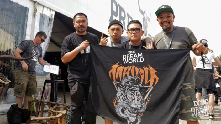 TaringForIndonesia di Wacken Open Air 2019, Jerman (Bagian Tiga)