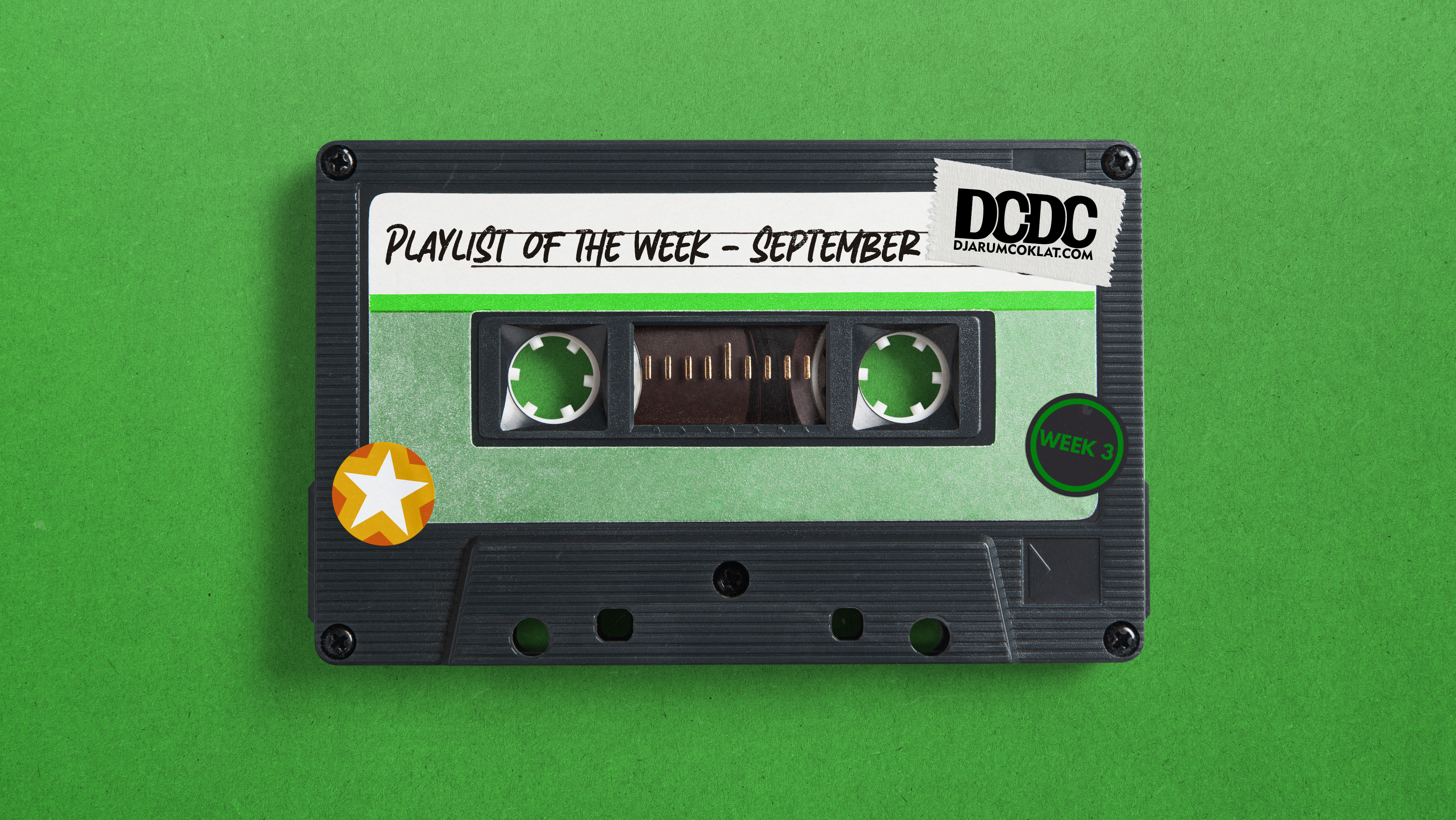 Playlist Of The Week (13- 17 September 2021)