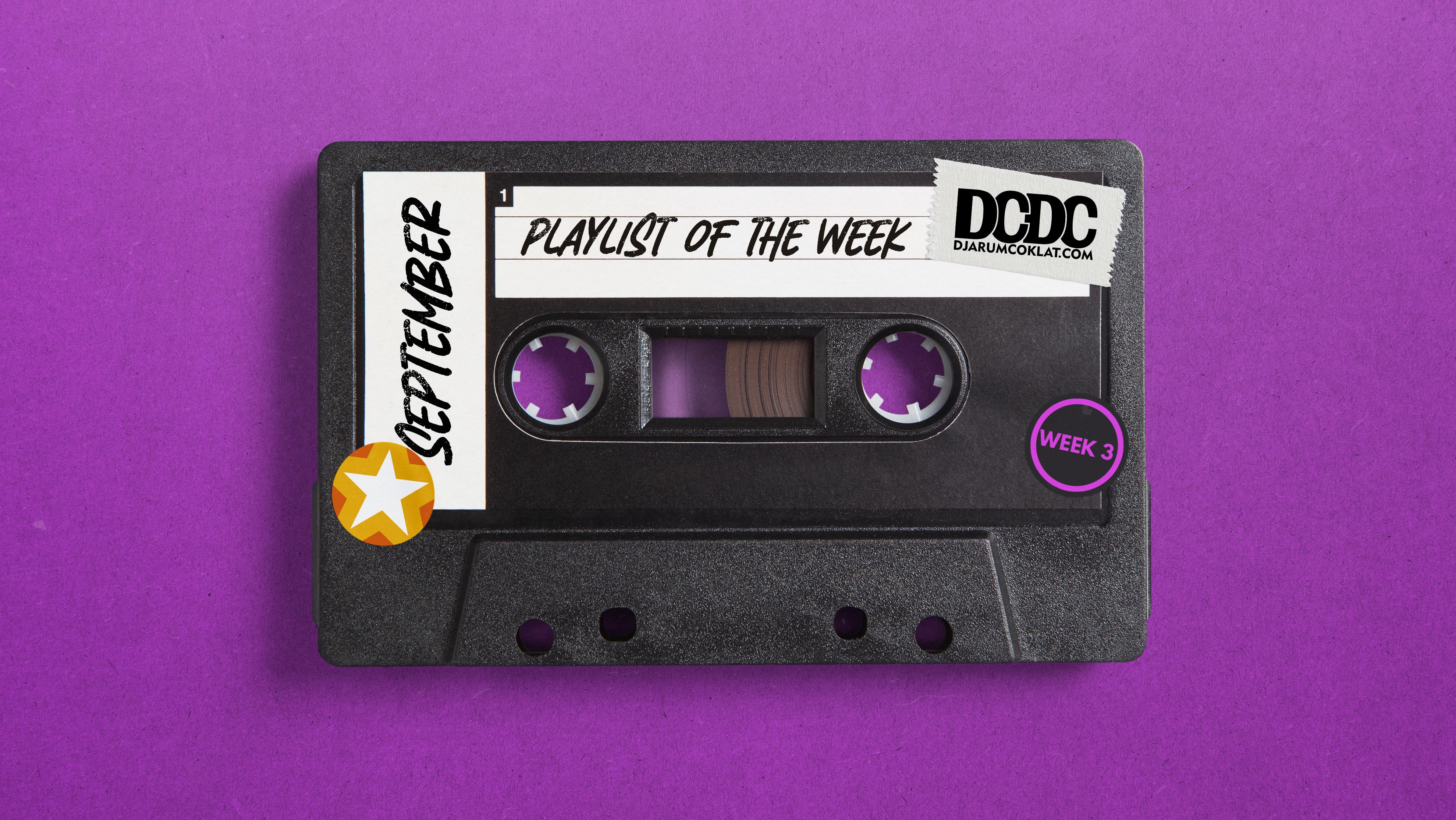 Playlist Of The Week (20- 24 September 2021)