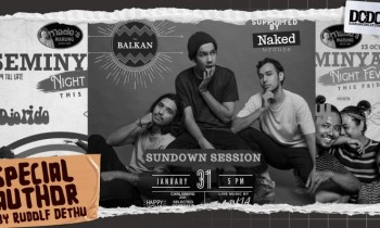 Campur Sari Indie & Top 40 di Bali