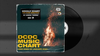 DCDC Music Chart - #2nd Week of January 2021