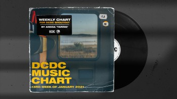 DCDC Music Chart - #3rd Week of January 2021
