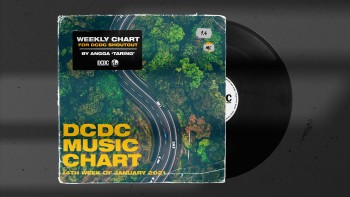 DCDC Music Chart - #4th Week of January 2021