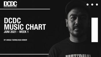 DCDC Music Chart - #1st Week of June 2021