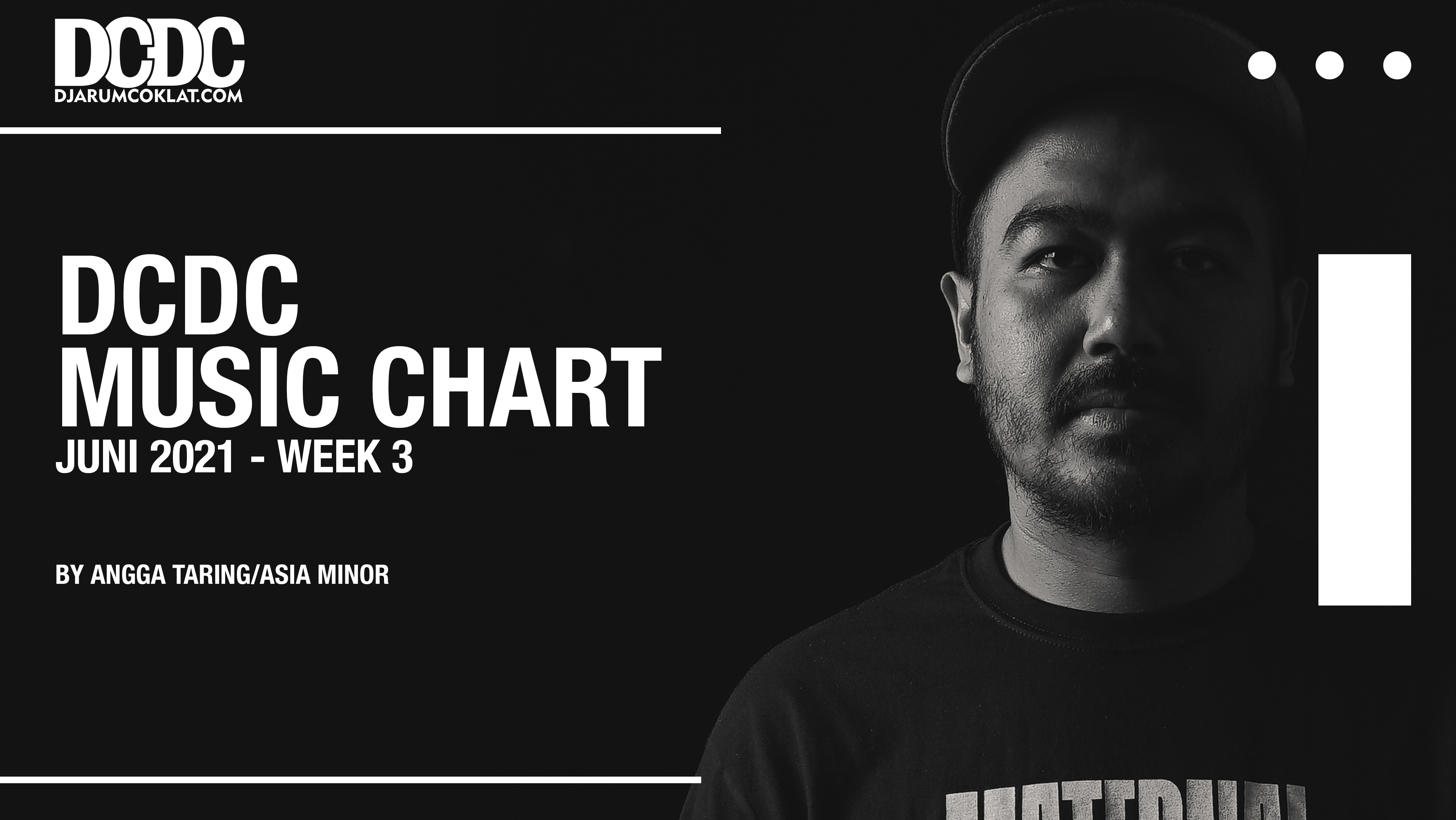 DCDC Music Chart - #3rd Week of June 2021