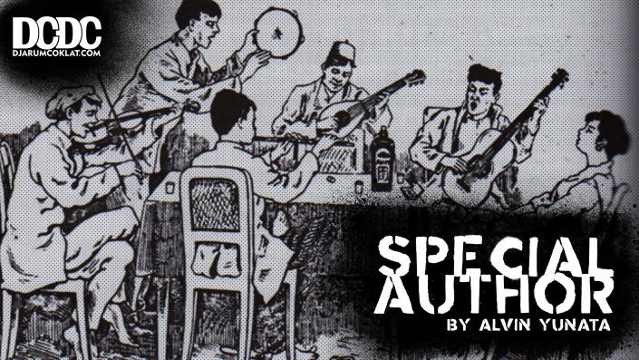 Musik Terlarang Itu Bernama Keroncong (Bagian Satu)