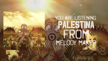 MELODY MAKER - PALESTINA (OFFICIAL VIDEO LYRIC)