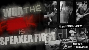 WHO THE F**K IS SPEAKER FIRST - AIR STUDIO VOL.1